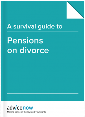 Survival guide to pensions on divorce